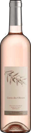 vins rosé cuvée des oliviers