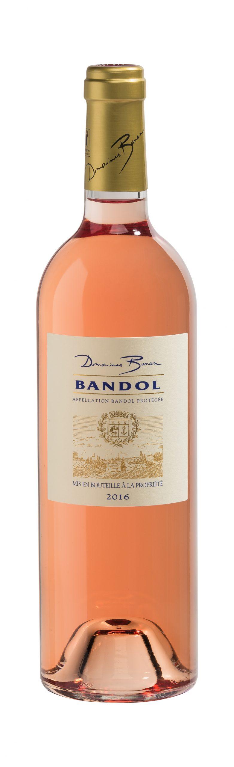 AOP BANDOL ROSÉ (75CL) DOMAINES BUNAN