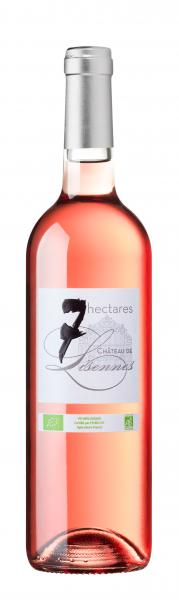 Bordeaux rosé cuvée des 7ha